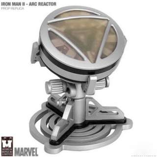 Licensed Iron Man II Tony Stark Arc Reactor