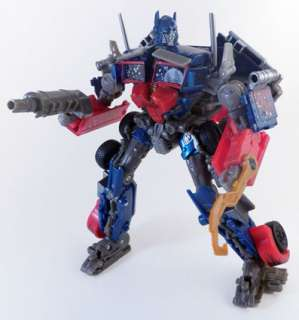 TRANSFORMERS 3 DOTM Optimus Prime Comettor  NEW