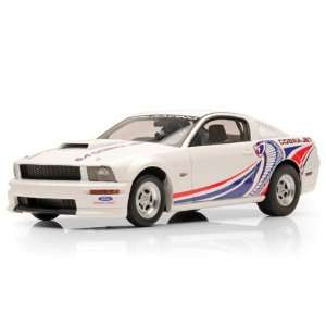 2009 Ford Mustang Cobra Jet CJ With Livery 1/18 Autoart