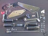 Fussrastenanlage* vorverlegt für SUZUKI LS 650 Savage