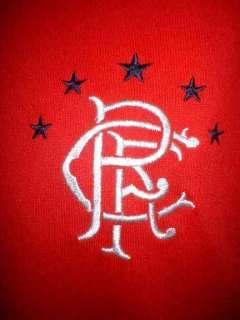 Glasgow Rangers Football Soccer Shirt Jersey Diadora M