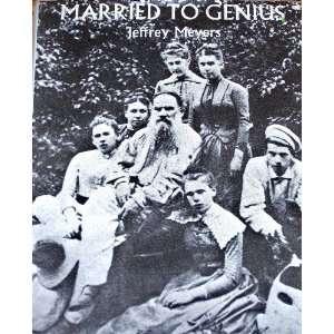 Married to Genius: Jeffrey Meyers: 9780064947909:  Books