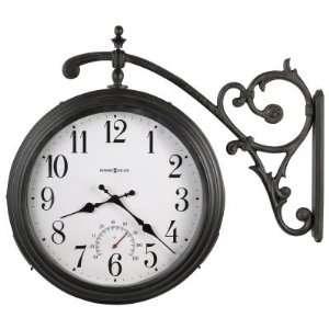 Howard Miller Luis Indoor/Outdoor Wall Clock Home