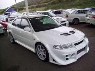 Mitsubishi Lancer evolution 6 GSR