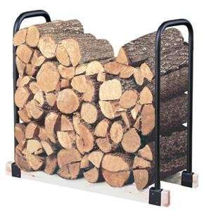 NEW Adjustable Firewood Rack (Indoor & Outdoor Living
