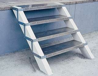 Loft Stair: Slip Metal Ramp Treadsseagrass Stair Treads Copper Stair Treads