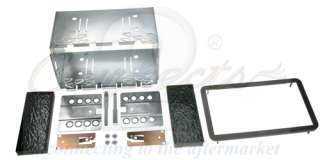 ALFA ROMEO 159 Double DIN Fascia Fitting Kit CT23AR01A
