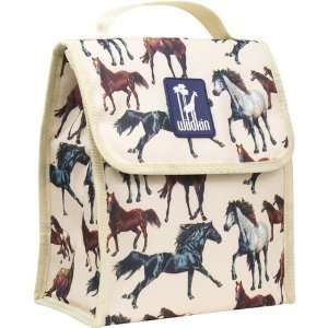 Wildkin Horse Dreams Munch n Lunch Bag Kitchen & Dining