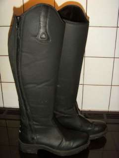 The ultimate synthetic winter yard & riding boot. It's sleek