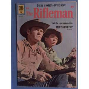 The Rifleman Comic Book (The Frame Up, 9) Helen Meyer Books