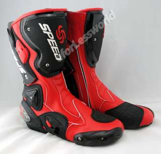 Bottes Moto de Piste Moto GP MotoGP Sportbike ST Racing Speed