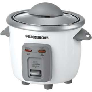 Applica B&D 3 Cup Rice Cooker in Rice Cookers  JR