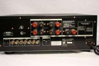 SONY TA N9000ES 5 CHANNEL POWER AMPLIFIER 115 WATTS