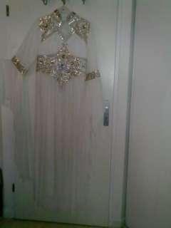 Superbe robe, abaya de dubai T.M/L neuve !