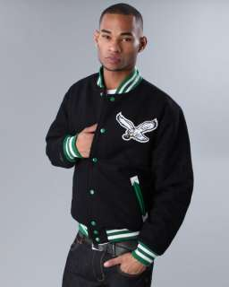 Customer Reviews for Mitchell & Ness eagles wool varsity jacket