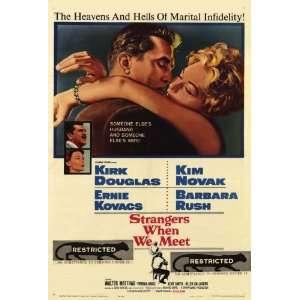 Ernie Kovacs)(Walter Matthau)(Barbara Rush)(Virginia Bruce): Home