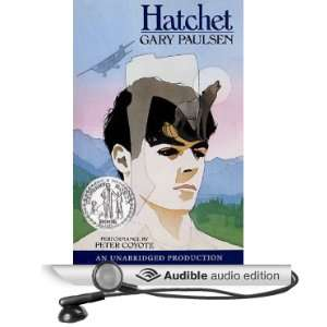 : Hatchet (Audible Audio Edition): Gary Paulsen, Peter Coyote: Books