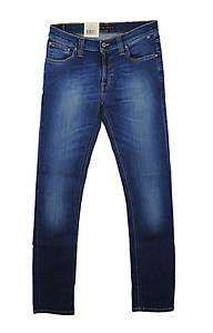 NUDIE JEANS Tube Kelly Bright Blue Wms Italian Jeans