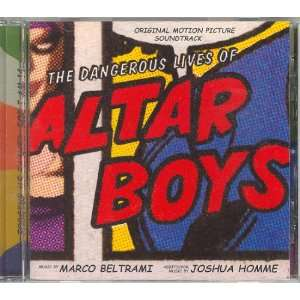 of Altar Boys (pressed CD): Marco Beltrami and Joshua Homme: Music