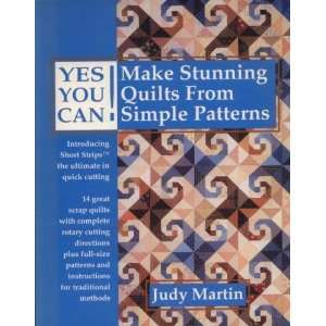 Quilts from Simple Patterns (9780929589022): Judy Martin: Books
