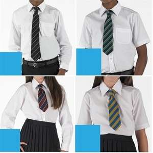 School Uniform Shirt 100% Cotton Organic FAIR TRADE