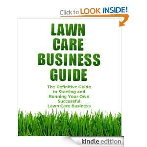 Lawn Care Business (Volume 1): Patrick Cash:  Kindle Store