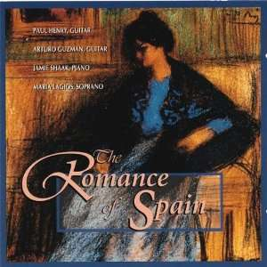 Romance of Spain: Paul Henry: Music