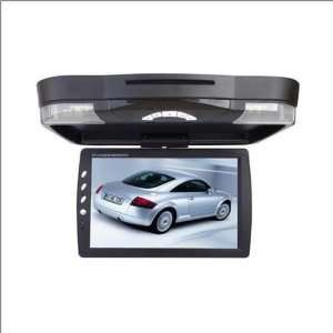 Pitbull Auto 15 Inch Roof Mount DVD Player: Automotive