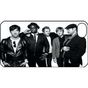 Plain White Ts iPhone 4 iPhone4 Black Designer Hard Case