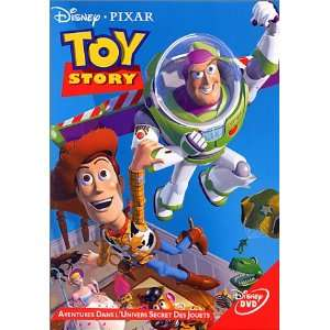 Toy Story: Tom Hanks, Tim Allen, Don Rickles, Jim Varney
