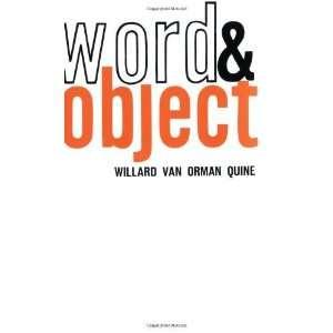 Studies in Communication) [Paperback] Willard Van Orman Quine Books