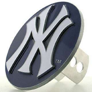 New York Yankees Logo Only Trailer Hitch Cover