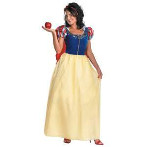 Disney Snow White Deluxe Adult Costume, 60404