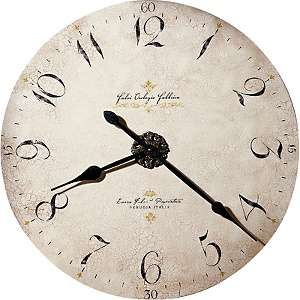 Howard Miller Enrico Fulvi Wall Clock
