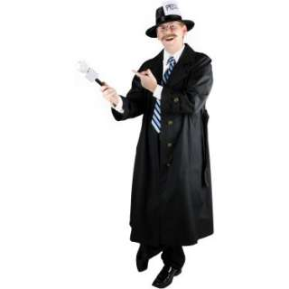 Halloween Costumes Reporter Adult Costume Kit
