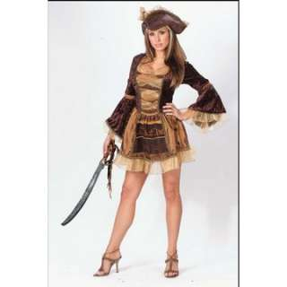 Adult Sexy Victorian Pirate Costume   Sexy Pirate Costumes   15FW5008