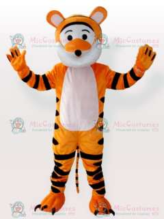 Cheap Hobbes Tiger Adult Mascot Costume