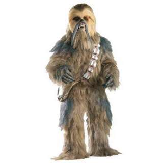 Star Wars Chewbacca Collectors Edition Adult Costume     1618760