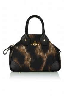 Leopard Print Yasmin Bag by Vivienne Westwood Accessories
