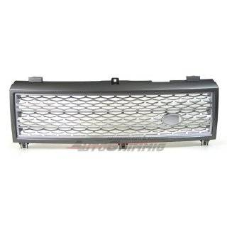 03 04 05 Land Rover Range Rover Chrome Mesh Grille * Does