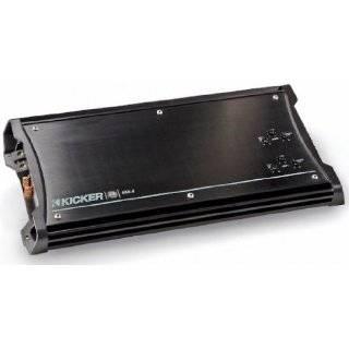 Kicker IX Series 4 Channel Power Amplifier