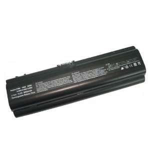 (12 Cells Extended) Laptop Battery for HP/Compaq Pavilion DV6000