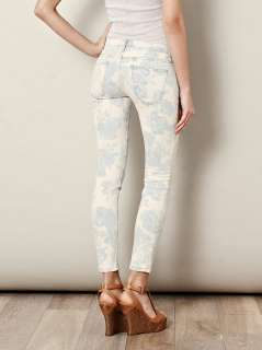 Stiletto low rise skinny jeans  Current Elliott