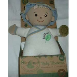 Seedlings Baby Blossoms Boy Doll Toys & Games
