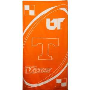 Tennessee Volunteers NCAA Beach/Bath 30X60 Towel Sports & Outdoors