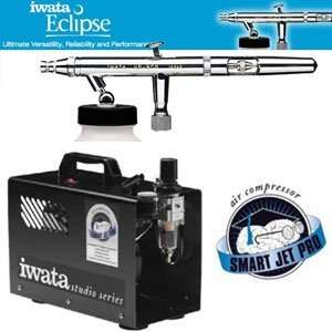 Airbrush Depot KIT 4200 IS875 HP BCS 0.5mm Eclipse