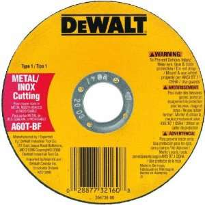 Black & Decker/DWLT DW8708 Thin Metal Cutting Abrasive Blade