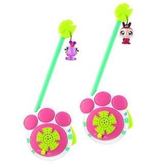 Hello Kitty KT2022 Mini FRS/GMRS 2 Piece Walkie Talkie