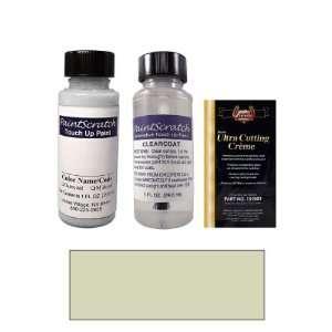 1 Oz. Light Parchment Gold Metallic Paint Bottle Kit for