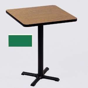 Correll Bxb30S 39 Cafe and Breakroom Tables   Square Bar